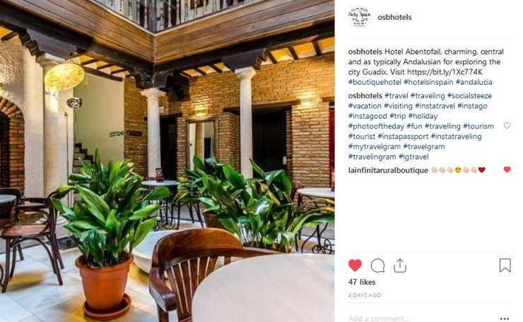 Screenshot_2018-11-09 Only Spain Boutique Hotels ( osbhotels) • Instagram photos and videos(1)